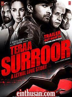 Teraa Surroor Hindi Movie Online - Himesh Reshammiya, Farah Karimaee, Naseeruddin Shah, Shekhar Kapur and Kabir Bedi. Directed by Shawn Arranha. Music by Himesh Reshammiya. 2016 [U/A] ENGLISH SUBTITLE