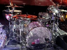 """Chad Smith's RHCP """"I'm With You"""" - Tour Kit"""