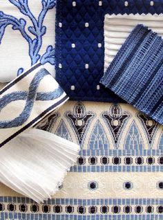 The Designer Insider: Decorating with Navy Blue!