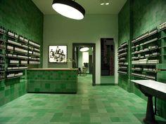 Aesop Berlin Store by Weiss—heiten | Yellowtrace