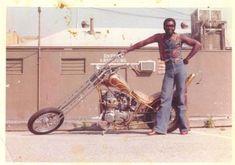 Biker 70's Era
