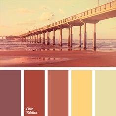 #Farbbberatung #Stilberatung #Farbenreich mit www.farben-reich.com Color Palette #678