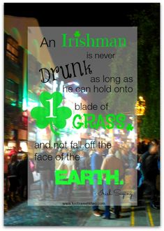 Drunk Irishman - 17