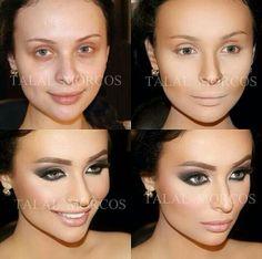 El maquillaje una buena elección! !!