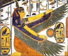 En la mitología egipcia, Maat se presentaba como la hija de Ra. Más que una deidad, Maat es un símbolo de la Verdad, la Justicia Universal, el Equilibrio y la Armonía cósmica que…
