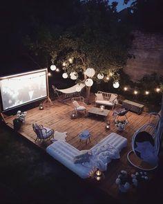 "43 The Best Outdoor Deck Lighting Ideas 2019 > Fieltro.Net""> 43 The Best Outdoor Deck Lighting Ideas 2019 Outdoor Deck Lighting, Outdoor Decor, Outdoor Cinema, Outdoor Decking, Outdoor Ideas, Outdoor Theater, Outdoor Deck Decorating, Decking Ideas, Landscape Lighting"