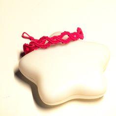 Helping Hands, Macrame Bracelets, Loom Bracelets