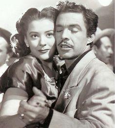El rey del barrio. Dir. Gilberto Martínez Solares (1949)