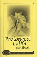 This book discusses the benefits of positioning, trusting birth, and the political ramifications of time assessment and responsibility. You'll learn ways to prevent prolonged labor, including herbal remedies, psychological assessment with loving support, and experience told through story. You'll also discover the difference in care in hospital, clinic and home environments.
