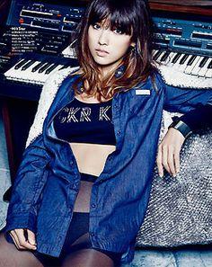 Lee Hyori ★ #KDrama- Cosmopolitan Magazine Issue '13