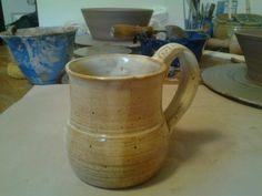 Tea mug - Heritage Pottery Deidre Morgan