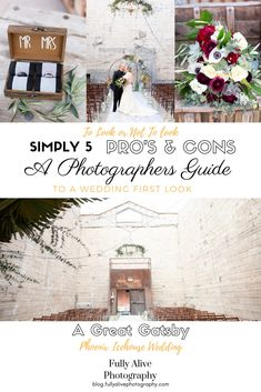 """All you need to know about the """" First Look"""" is here. To Look or Not To Look? A Photographers Guild To The First Look. A Gatsby Icehouse Wedding. Wedding First Look, Arizona Wedding, Photojournalism, Gatsby, That Look, Groom, Wedding Photography, Bride, Wedding Dresses"""