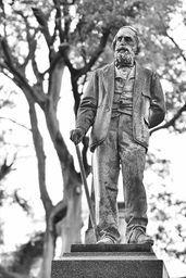 Elmwood Cemetery - Man with Cane #Memphis #Elmwoodcemetery #EvenBetterOnYourWall @jon_woodhams  Elmwood Cemetery - Man with Cane by Jon Woodhams on Crated