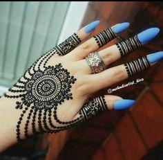 Mehndi is something that every girl want. Arabic mehndi design is another beautiful mehndi design. We will show Arabic Mehndi Designs. Simple Arabic Mehndi Designs, Henna Hand Designs, Mehndi Designs 2018, Mehndi Designs For Beginners, Mehndi Designs For Girls, Wedding Mehndi Designs, Mehndi Designs For Fingers, Beautiful Henna Designs, Modern Mehndi Designs