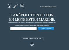 Goodeed révolutionne le don en ligne : il est temps de s'inscrire