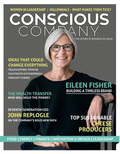 The latest issue of Conscious Company Magazine features eco fashion brands Eileen Fisher and Indigenous Designs Fair Trade Clothing, Eco Clothing, Fair Trade Fashion, Women In Leadership, Ethical Fashion, Fashion Brands, Consumerism, Fashion Quotes, Eileen Fisher