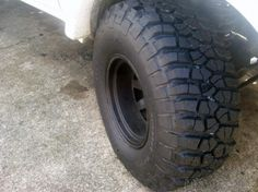 That tire is rated at 2225 pounds at 35psi. Description from forum.ih8mud.com. I searched for this on bing.com/images