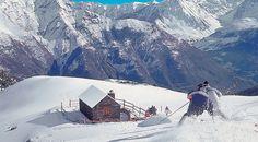 Estación de esquí Luz Ardiden: Hautes Pyrénées - Francia