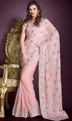 2014 DESIGNER SAREE COLLECTION | Nakshatra Lawn Designer Wear Ladies Wedding Sarees 2013-2014