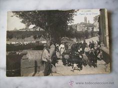 POSTAL FOTOGRAFICA DE REQUENA,VALENCIA.PUENTE DE LAS OLLAIAS.ESCRITA SIN CIRCULAR. - Foto 1