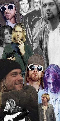 Kurt Cobain Photos, Nirvana Kurt Cobain, Kurt Cobain Style, Kurt Cobain's Death, Kurt Corbain, Feeds Instagram, Band Wallpapers, Famous Photographers, Tattoo Ideas