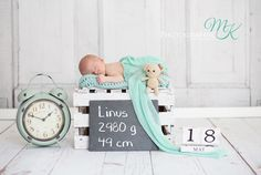 I love this birth announcement idea  Sachsen / Schneeberg - Photographie Kleinhempel