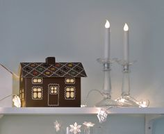 Shine bright this season. Create a cozy, festive atmosphere with our decorative winter holiday lights. They're modern LEDs, which use much less electricity and last much longer than old-fashioned bulbs.