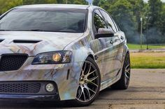 Cammed and Wrapped 2009 Pontiac G8 GT – Maverick Man Carbon Trailblazer Ss, Pontiac G8, Chevy Ss, Love Car, Gto, Luxury Cars, General Motors, Muscle Cars, Hot Rods