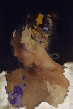 "Saatchi Art Artist Jesùs Leguizamo; Painting, ""Vidya"" #art"