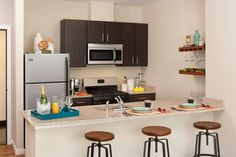 6 Apartments with the Most Beautiful Kitchens http://ift.tt/2fl7REB   The kitchen is the heart of every home and is often a place where aesthetics form and function coincide. Check out our top 6 properties with the most breathtaking kitchens!  1.) Park 7 Washington D.C.  Located moments from the Minnesota Avenue Metro D.C.s Park 7 Apartments feature cozy gourmet kitchens with granite countertops and energy-saving brushed steel appliances in every floor plan. Spacious wooden cabinetry…