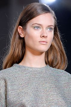 Spring 2013 Fashion Beauty - Best Hair and Makeup at New York Fashion Week - Harper's BAZAAR
