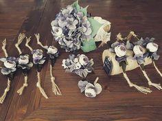 Gelin setleri Gelin buketleri Gelin çiçekleri Nedime bileklikleri çiçekli taçlar Gelinler Nikah Düğün El çiçeği Damat yaka çiçeği