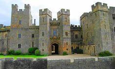 Raby Castle - County Durham, England