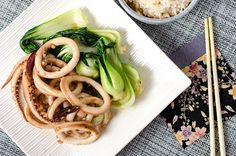 Chinese style Squid Stir Fry | Omnivore's Cookbook