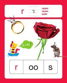 #ClippedOnIssuu from Maan roos vis letterboek
