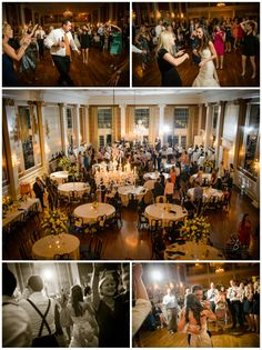 greenville sc wedding photographers photographer weddings furman university poinsett club weddings, wedding reception ideas, fun wedding receptions, dancing at a wedding, white and yellow flower centerpieces