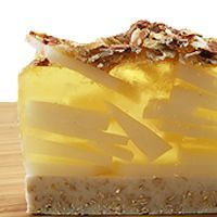 DIY Soap Making Recipes - Apple Brown Betty Soap. Looks just like a slice of apple pie and smells like one too!