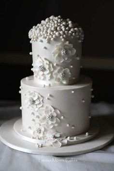 Contemporary Wedding Cakes | more wedding cakes - a gallery on Flickr