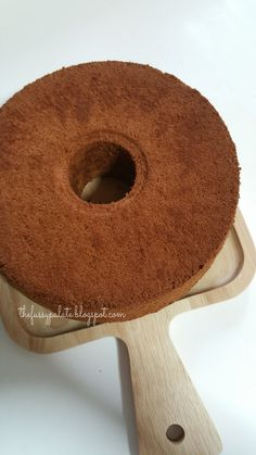 The Fussy Palate: Milo Chiffon Cake