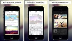 Automatic Journaling #App Heyday Hits #iOS Platform:  Journaling apps are always great to record your sweet memories, but the fact is that most people give up.... Read more at: http://www.topapps.net/apple-ios/automatic-journaling-app-heyday-hits-ios-platform.html/