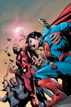#Superman #Fan #Art. (Action Comics Vol 2 #12 Cover) By: Rages Morales. ÅWESOMENESS!!!™ ÅÅÅ+