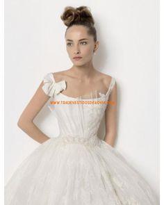 Tesn  Vestido de Novia  Christian Lacroix para Rosa Clar