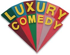 Check out Noel's new  Luxury Comedy website, luxury comedy.com. Complete with news, videos, and shop!