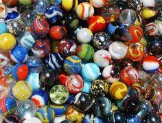 Nostalgia - Marbles galore - Classic Toys