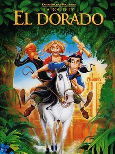 2000 movies | The Road to El Dorado. My friend told me this is funny! I watched part of it at a graduation party, but never finished it.