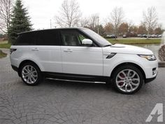 2016 Land Rover Range Rover Sport 5.0L V8 Supercharged Price On Request