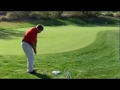 How To Chip a Golf Ball - YouTube