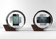 DONGSUNG JUNG / RING, IPHONE DOCKING STATION