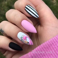 Trendy peach nails with designs almond Ideas Dream Nails, Love Nails, My Nails, Gorgeous Nails, Summer Acrylic Nails, Best Acrylic Nails, Summer Nails, Stylish Nails, Trendy Nails