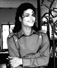 """I just hope that one day that they will be fair and portray me the way I really am; just a loving and peaceful guy."" - Michael Jackson 